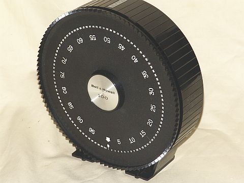 Bell & Howell 100 tray
